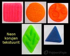 PepperiPaja: Neon colors for Autumn!