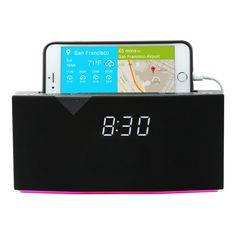 WITTI BEDDI Intelligent Alarm Clock