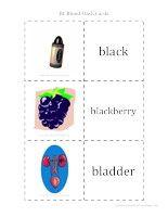 BL Blends Flash Cards - Have Fun Teaching