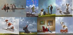 My lovely dog  -  Jimmy Lawlor