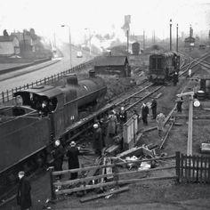 Train Posters, Steam Railway, Railway Museum, British Rail, Old Trains, Steamers, Steam Engine, Steam Locomotive, Derbyshire