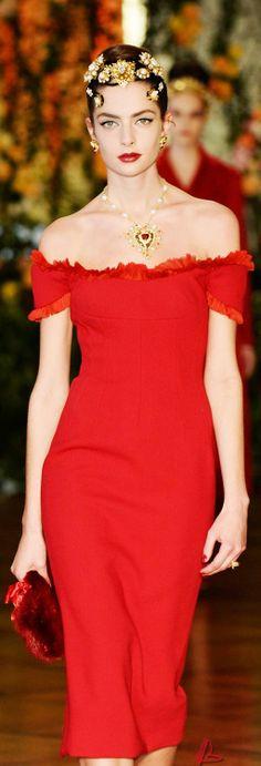 TD ❤️ Dolce & Gabbana - Alta Moda  ❤༻ಌOphelia Ryan ಌ༺❤