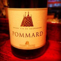 Pommard Pierre André grand vin de Bourgogne récolte 2006