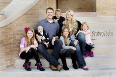 Beautiful smiles~Cedar Park Family Photographer - Capturing Joy with Kristen Duke