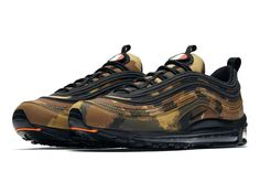 4abc183f1799 Nike Air Max 97 Country Camo Pack - Italy. Kevin Miller