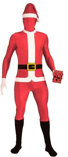"""Необычный и креативный костюм Санта Клауса """"Вторая кожа"""" — http://fas.st/Wnl1M0"""