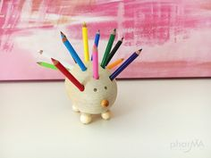 Hedgehog Crafts, DIY