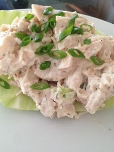 Paleo Chicken Salad. Quick and Easy Paleo Lunch. infertilitythouartaheartlessbitch.wordpress.com