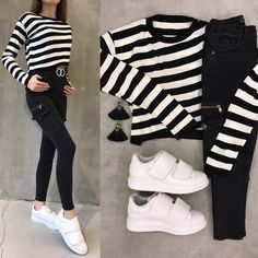 Casual Outfits For Girls, Stylish Work Outfits, Stylish Dresses For Girls, Casual Winter Outfits, Classy Outfits, Cool Outfits, Girls Fashion Clothes, Winter Fashion Outfits, Videos
