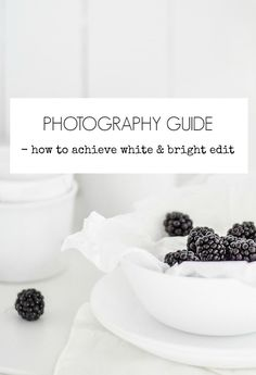 Passion Shake | Photography Guide – How To Achieve White and Bright Edit