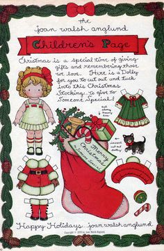 Dolly's Merry Christmas