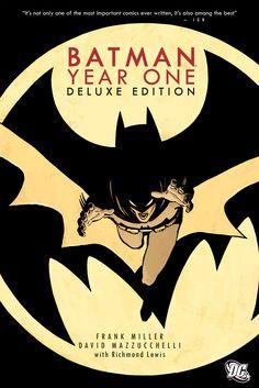 """Batman: Year One"" by Frank Miller & David Mazzucchelli"