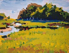 Charles Sovek, Artist and Author | Oldies but Goodies | Acrylic Paintings