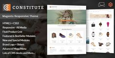 cool Constitute - Magento Responsive Theme Check more at http://www.freethemeslib.com/constitute-magento-responsive-theme/