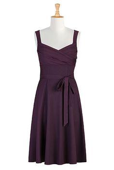 eShakti - Shop Women's designer fashion dresses, tops   Size 0-36W & Custom clothes