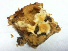 S'more bars were a big hit in the newsroom today. #Recipes #KMOV #Smore