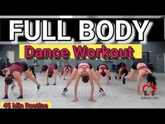 Cardio Dance Fitness   Clase Completa   Full Body Dance Workout - YouTube Youtube Workout, Popular Music, Full Body, Cardio Dance, Dance Fitness, Workouts, Fun, Exercise Workouts, Exercises