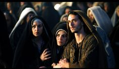 Monica Bellucci stars as Mary Magdalene in Mel Gibson's latest drama The Passion of Christ - 2004 - FamousFix Christ Movie, Jesus Movie, Maria B, Mel Gibson, Jesus Stories, Bible Stories, Passion Of Christ Images, Jesus Is Lord, Jesus Christ
