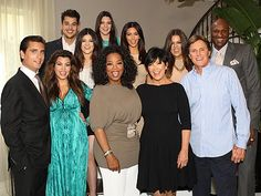 Oprah Winfrey shows she's still got it with an upcoming interview with the Kardashians. In the candid sit down with various members of the Kardashian clan, Oprah grills the family on the validity of Kim's marriage and how much of their reality show is actually real. The interview will air this Sunday on Oprah's network OWN