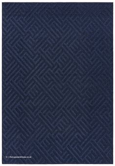 Indoor Outdoor Rugs, Outdoor Living, Polypropylene Rugs, Antibes, Geometric Designs, Simple Living, Blue Rugs, Easy, Yarns