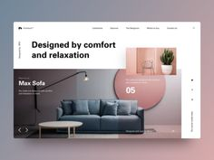 Typography UI — Project 22 designed by Juraj Masar. Connect with them on Dribbble; the global community for designers and creative professionals. Website Design Inspiration, Design Blog, Ux Design, Layout Design, Print Layout, Web Layout, Web Responsive, Ui Web, Portfolio Design