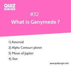 What is Ganymede?