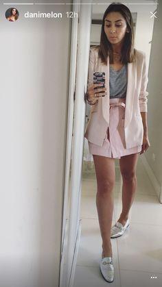 Dani melo - look rose Quartz