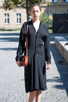 DRESS TO IMPRESS #StellaMcCartney #dress #Céline #bag #look #womenswear