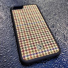 Our Houndstooth case has been a work in progress and it is our first textile case. It will be released next Saturday and will sell for $44.99. Let us know what you think!! #Design #Keyway #KeywayDesign #Houndstooth #HoundstoothDesign #Pattern #Fashion #Style #Toronto #Philadelphia #Washington #Baltimore #Charleston #Jacksonville #Orlando #Montreal #Ottawa #QuebecCity #Portland #Providence #Atlanta #Nashville #Cincinnati #Pittsburgh #Cleveland #Detroit