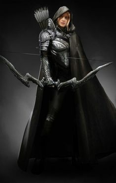 17 Ideas for concept art fantasy warrior elves Dark Fantasy, 3d Fantasy, Fantasy Women, Medieval Fantasy, Elves Fantasy, Dnd Characters, Fantasy Characters, Female Characters, Fantasy Warrior