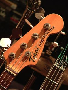 Tokai Guitars Hard Puncher Bass