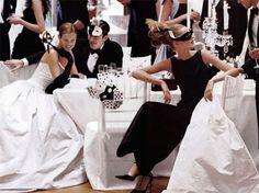 Mascarade wedding