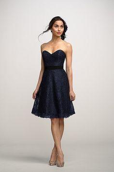 Watters Maids Dress Hydrangea