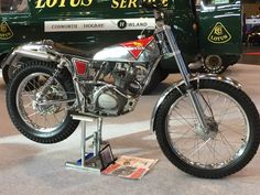 Honda TL150 Sammy Miller High Boy at NEC Classic car and bike show 2016