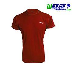 Imagenes de deporte y padel Camiseta Softee Roja - http://webdepadel.com/camiseta-softee-roja