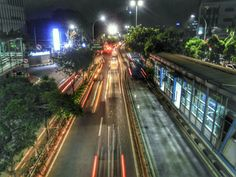 Urban landscape Jakarta