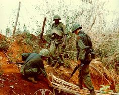 February 10 - March 2, 1966     Operation Rolling Stone begins, its a combined search and destroy, road repair, and pacification operation conducted by the 1st Brigade, 1st Infantry Division, the 1st Battalion of the Royal Australian Regiment and the New Zealand artillery about 30 miles north of Saigon in Binh Duong Province. Besides capturing some weapons and ammo, 149 VC are reported KIA.