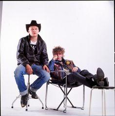 Ralf Örn ja Maukka 1980