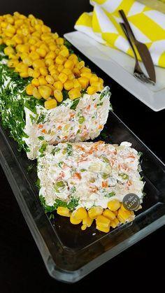 Rus Salatalı Pasta