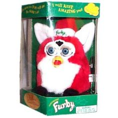 top christmas toys 2012 Special Limited Edition Christmas Furby 25% OFF