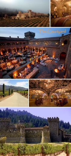 All about the Location  |  V. Sattui Winery  |  Napa Valley Weddings