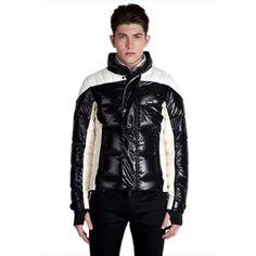 aac2d83a8f5 Moncler Outlet UK Doudoune Hommes Ski Jackets for Men Black