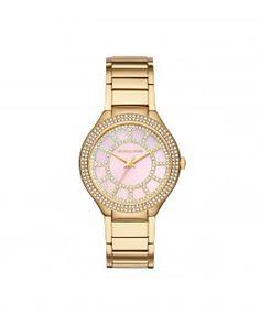 Relógio Kerry dourado