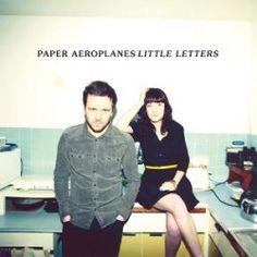 Nuova Recensione di Paper Aeroplanes: Little Letters  sulla rivista  Mescalina Musica