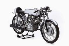 Clasp Garage: Honda 125cc CR93 1962