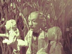 ceramic puppetry