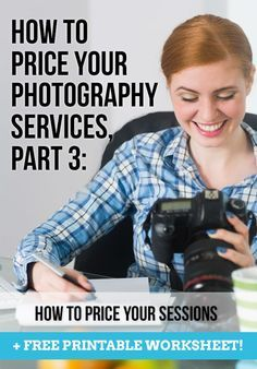 How to Price Your Photography Services 3