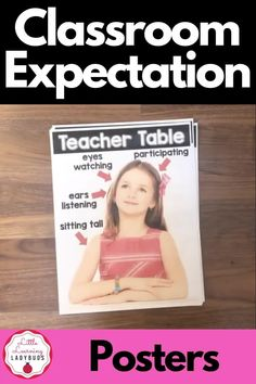 Use real pictures to teach your students your classroom expectations for back to school. Students are better able to relate when they see a students similar to themselves demonstrating the correct way to behave in a classroom setting. Support your classroom management and school-wide PBIS systems with these posters and materials. From seat work, carpet time, and teacher table to read to self and listen to reading, this pack has you covered! #classroommanagement #backtoschool Calm Classroom, Classroom Routines, Classroom Setting, Classroom Environment, Student Behavior, Classroom Behavior, First Grade Classroom, Classroom Management Tips, Behavior Management