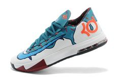 Nike basketball and Kevin Durant have released the latest, the KD V Basketball Shoes. They have a revised midsole, so instead of the 180-degree Max Air unit, they have a 180-degree Zoom Air unit within their Phylon midsole, and they're also super supportive thanks to their Flywire technology.  ...