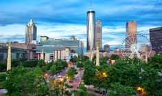 See Atlanta like never before at these 6 scenic spots across the city. ✨Pinterest: Slimbaby86✨